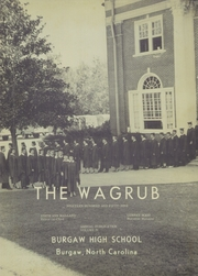 Page 5, 1959 Edition, Burgaw High School - Wagrub Yearbook (Burgaw, NC) online yearbook collection