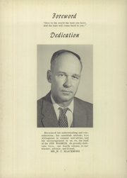 Page 6, 1959 Edition, Burgaw High School - Wagrub Yearbook (Burgaw, NC) online yearbook collection