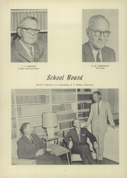 Page 8, 1959 Edition, Burgaw High School - Wagrub Yearbook (Burgaw, NC) online yearbook collection