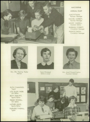 Page 10, 1953 Edition, South Edgecombe High School - Maccripine Yearbook (Pinetops, NC) online yearbook collection