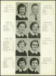 Page 13, 1953 Edition, South Edgecombe High School - Maccripine Yearbook (Pinetops, NC) online yearbook collection