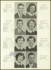Page 15, 1953 Edition, South Edgecombe High School - Maccripine Yearbook (Pinetops, NC) online yearbook collection
