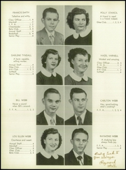 Page 16, 1953 Edition, South Edgecombe High School - Maccripine Yearbook (Pinetops, NC) online yearbook collection