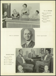 Page 7, 1953 Edition, South Edgecombe High School - Maccripine Yearbook (Pinetops, NC) online yearbook collection