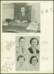 Page 8, 1953 Edition, South Edgecombe High School - Maccripine Yearbook (Pinetops, NC) online yearbook collection