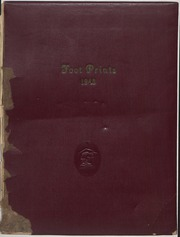 1948 Edition, Lillington High School - Footprints Yearbook (Lillington, NC)