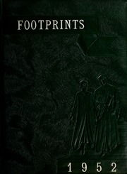 1952 Edition, Lillington High School - Footprints Yearbook (Lillington, NC)