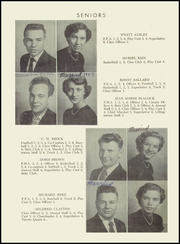 Page 10, 1953 Edition, Lillington High School - Footprints Yearbook (Lillington, NC) online yearbook collection