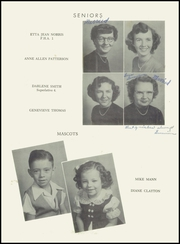 Page 13, 1953 Edition, Lillington High School - Footprints Yearbook (Lillington, NC) online yearbook collection