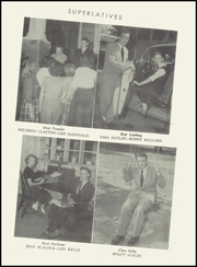 Page 17, 1953 Edition, Lillington High School - Footprints Yearbook (Lillington, NC) online yearbook collection