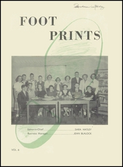 Page 5, 1953 Edition, Lillington High School - Footprints Yearbook (Lillington, NC) online yearbook collection