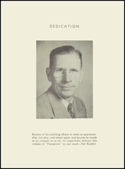 Page 6, 1953 Edition, Lillington High School - Footprints Yearbook (Lillington, NC) online yearbook collection