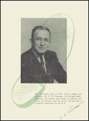 Page 7, 1953 Edition, Lillington High School - Footprints Yearbook (Lillington, NC) online yearbook collection