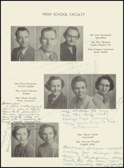 Page 8, 1953 Edition, Lillington High School - Footprints Yearbook (Lillington, NC) online yearbook collection
