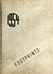 1954 Edition, Lillington High School - Footprints Yearbook (Lillington, NC)