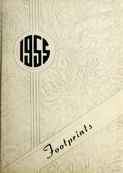 1955 Edition, Lillington High School - Footprints Yearbook (Lillington, NC)