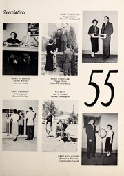Page 17, 1955 Edition, Lillington High School - Footprints Yearbook (Lillington, NC) online yearbook collection