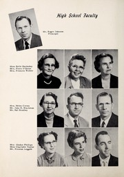 Page 8, 1955 Edition, Lillington High School - Footprints Yearbook (Lillington, NC) online yearbook collection