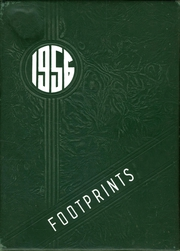 1956 Edition, Lillington High School - Footprints Yearbook (Lillington, NC)