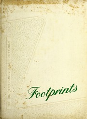 1959 Edition, Lillington High School - Footprints Yearbook (Lillington, NC)