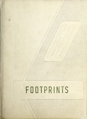 1960 Edition, Lillington High School - Footprints Yearbook (Lillington, NC)