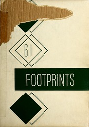 1961 Edition, Lillington High School - Footprints Yearbook (Lillington, NC)