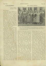 Page 10, 1936 Edition, Greenville High School - Tau Yearbook (Greenville, NC) online yearbook collection
