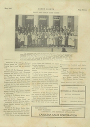 Page 13, 1936 Edition, Greenville High School - Tau Yearbook (Greenville, NC) online yearbook collection