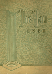 Page 1, 1951 Edition, Greenville High School - Tau Yearbook (Greenville, NC) online yearbook collection