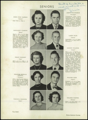 Page 12, 1951 Edition, Greenville High School - Tau Yearbook (Greenville, NC) online yearbook collection