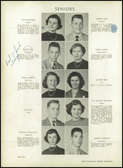Page 14, 1951 Edition, Greenville High School - Tau Yearbook (Greenville, NC) online yearbook collection