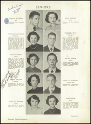 Page 15, 1951 Edition, Greenville High School - Tau Yearbook (Greenville, NC) online yearbook collection