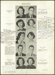Page 17, 1951 Edition, Greenville High School - Tau Yearbook (Greenville, NC) online yearbook collection