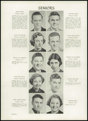 Page 10, 1952 Edition, Greenville High School - Tau Yearbook (Greenville, NC) online yearbook collection