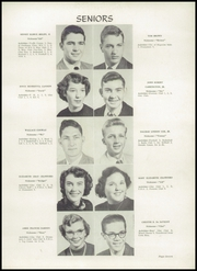 Page 11, 1952 Edition, Greenville High School - Tau Yearbook (Greenville, NC) online yearbook collection