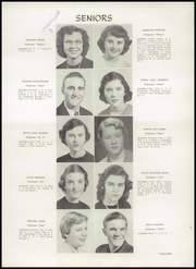 Page 13, 1952 Edition, Greenville High School - Tau Yearbook (Greenville, NC) online yearbook collection
