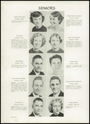 Page 14, 1952 Edition, Greenville High School - Tau Yearbook (Greenville, NC) online yearbook collection