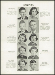 Page 16, 1952 Edition, Greenville High School - Tau Yearbook (Greenville, NC) online yearbook collection