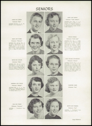 Page 17, 1952 Edition, Greenville High School - Tau Yearbook (Greenville, NC) online yearbook collection