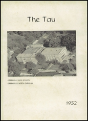 Page 5, 1952 Edition, Greenville High School - Tau Yearbook (Greenville, NC) online yearbook collection