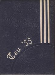 1955 Edition, Greenville High School - Tau Yearbook (Greenville, NC)