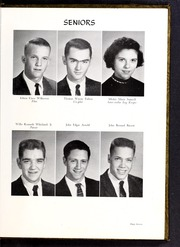 Page 11, 1957 Edition, Greenville High School - Tau Yearbook (Greenville, NC) online yearbook collection