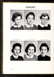 Page 12, 1957 Edition, Greenville High School - Tau Yearbook (Greenville, NC) online yearbook collection