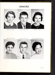 Page 13, 1957 Edition, Greenville High School - Tau Yearbook (Greenville, NC) online yearbook collection