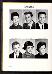 Page 14, 1957 Edition, Greenville High School - Tau Yearbook (Greenville, NC) online yearbook collection