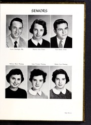 Page 15, 1957 Edition, Greenville High School - Tau Yearbook (Greenville, NC) online yearbook collection