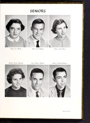 Page 17, 1957 Edition, Greenville High School - Tau Yearbook (Greenville, NC) online yearbook collection