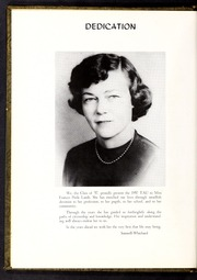 Page 6, 1957 Edition, Greenville High School - Tau Yearbook (Greenville, NC) online yearbook collection