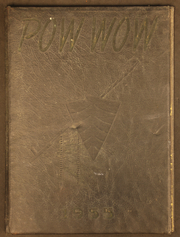 1955 Edition, Nakina High School - Pow Wow Yearbook (Nakina, NC)