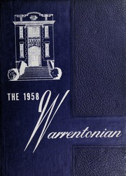 1958 Edition, John Graham High School - Warrentonian Yearbook (Warrenton, NC)
